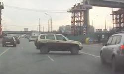 Неравномерное торможение колес автомобиля