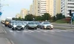Вождение автомобиля. Как трогаться с места