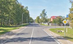 Разворот по главной дороге