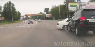 На тормозах