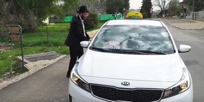 Пассажир и такси
