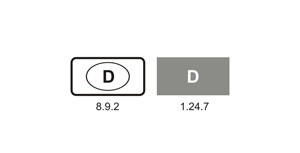 Новый знак 8.9.2 разметка 1.24.7