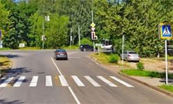 Переход до светофора