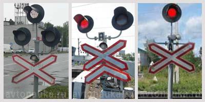 Вид светофоров